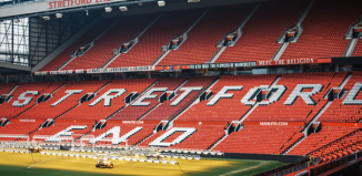 Manchester United's 'theatre of dreams'. Photo: Shutterstock
