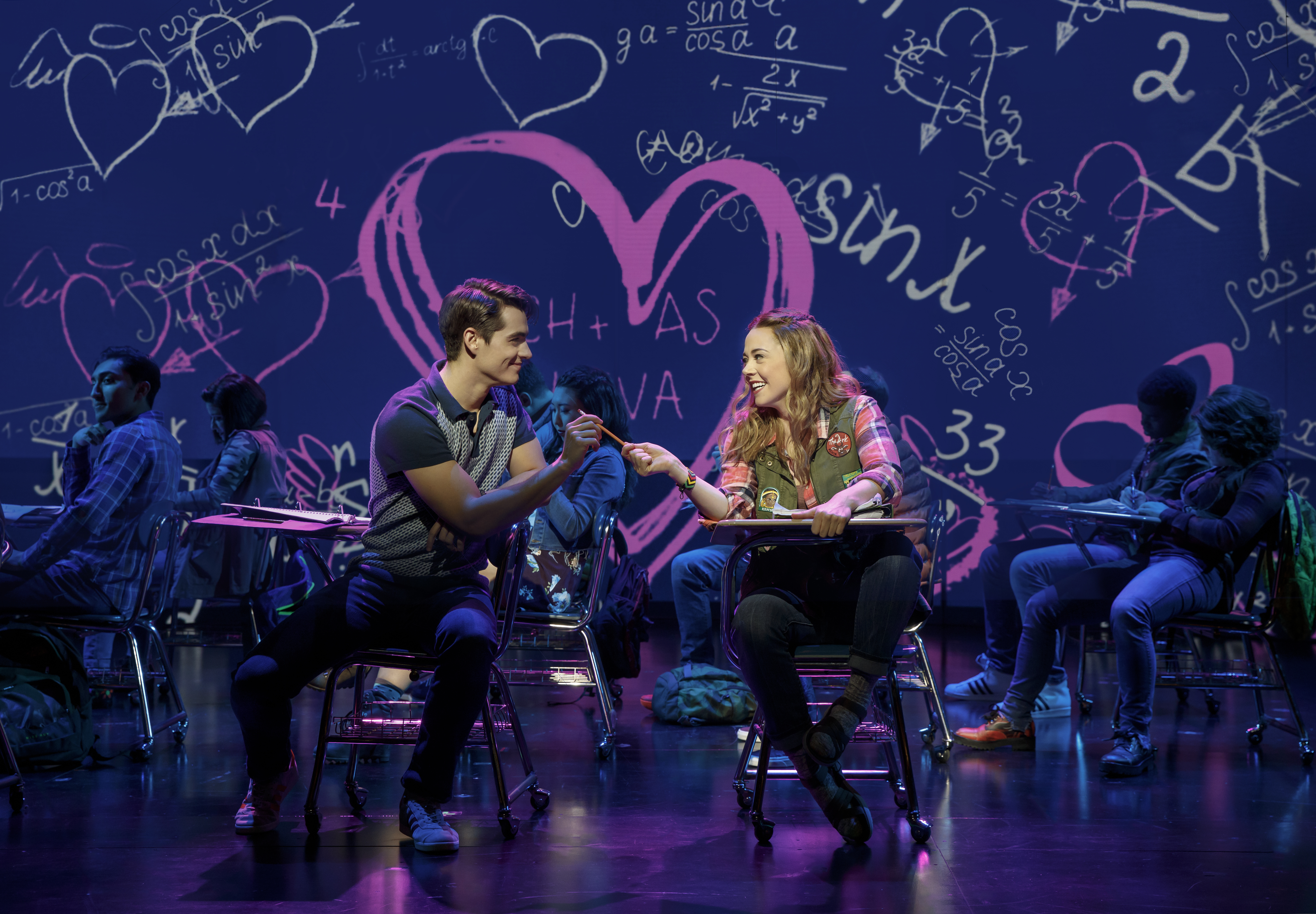 Mean Girls review at August Wilson Theatre, New York