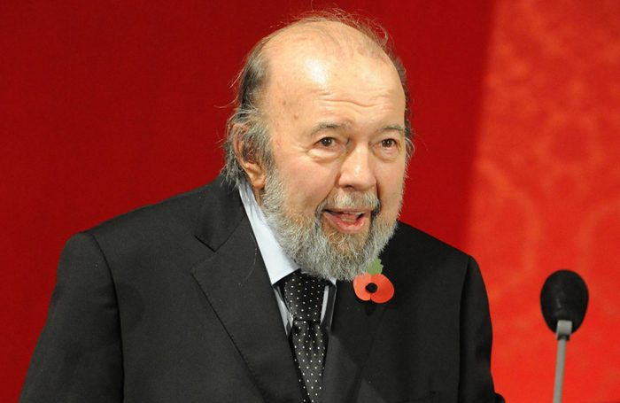 Olivier Awards Updates In Memoriam to Include Sir Peter Hall