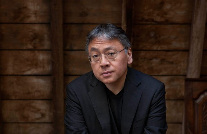 Kazuo Ishiguro, whose novel The Remains of the Day is being adapted by Barney Norris. Photo: Jeff Cottenden
