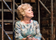 Imelda Staunton in Follies – one of the high profile shows which uses tungsten lighting. Photo: Johan Persson