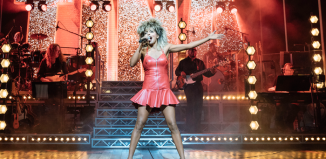 Adrienne Warren in Tina: The Tina Turner Musical. Photo: Manuel Harlan