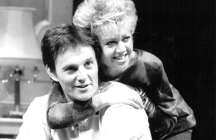Elaine Paige and Murray Head in the 1986 production. Photo: Conrad Blakemore