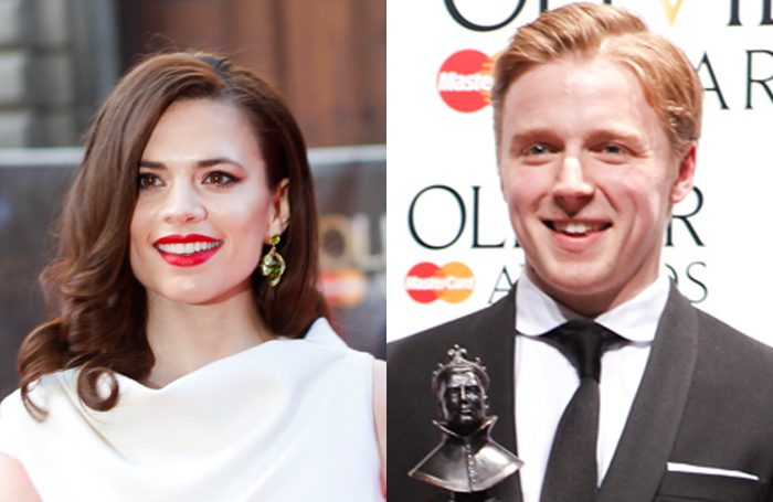 Hayley Atwell And Jack Lowden To Swap Roles In Donmar Warehouse