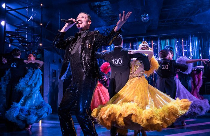 Image result for strictly ballroom musical