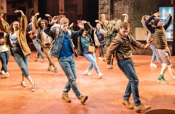 Sunshine On Leith Review At West Yorkshire Playhouse Leeds