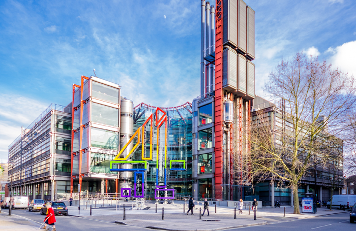 Channel 4's current headquarters in London. Photo: Tim Benedict Pou