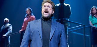 Michael Ball in Chess at the London Coliseum. Photo: BrinkhoffMogenburg