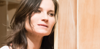Kate Fleetwood in rehearsal for Absolute Hell. Photo: Johan Persson