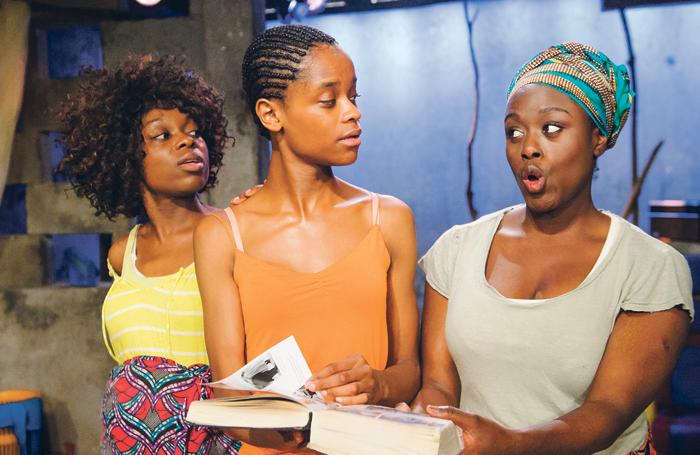 Danai Gurira's Eclipsed, produced at the Gate in 2015, was one of the venue's most successful productions. Photo: Tristram Kenton