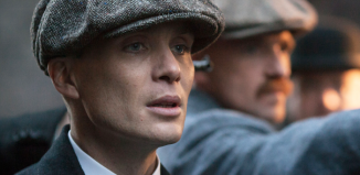 Cillian Murphy in Peaky Blinders. Photo: BBC/Tiger Aspect/Robert Viglasky