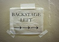 Equity has vowed to take action over unpleasant and even dangerous backstage conditions. Photo: Shutterstock