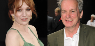 Katherine Parkinson and Frank Skinner. Photos: Shutterstock