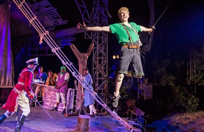 Peter Pan Review At Open Air Theatre London A Superb And Moving Production
