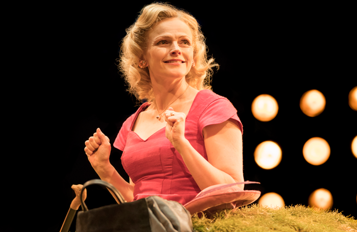 Maxine Peake in Happy Days at Manchester Royal Exchange. Photo: Johan Persson