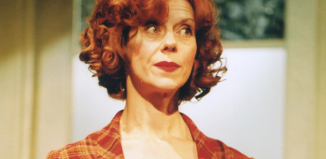 Siobhan Redmond in the show at the Royal Lyceum Theatre, Edinburgh, in 2003. Photo: Marc Marnie