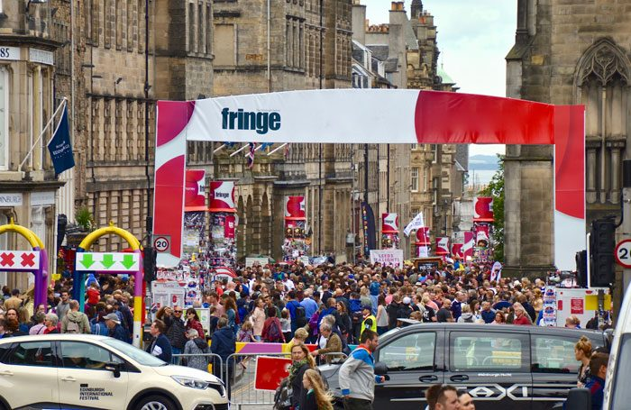 Edinburgh's City Council is cracking down on low and unpaid work at festivals. Photo: Shutterstock