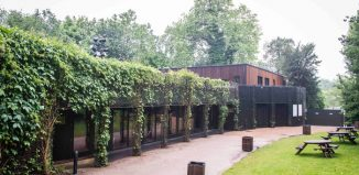 Regent's Park Open Air Theatre's new onsite rehearsal studios. Photo: David Jensen