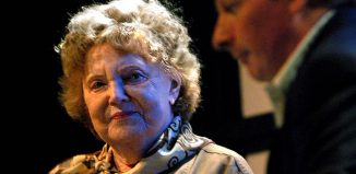 Muriel Spark, whose play Doctors of Philosophy will be staged at Edinburgh International Book Festival