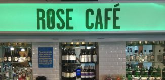 Rose Cafe at Rose Theatre Kingston goes green