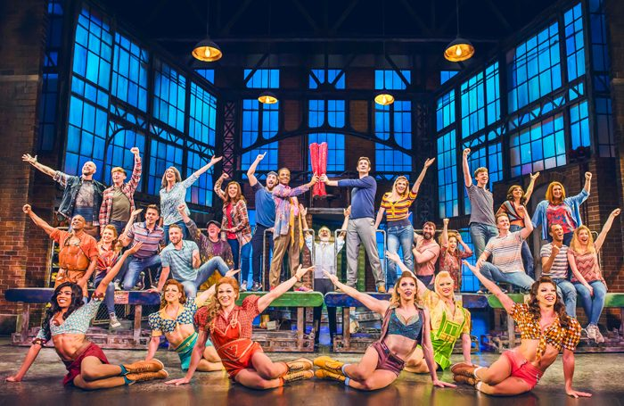 Image result for kinky boots uk tour