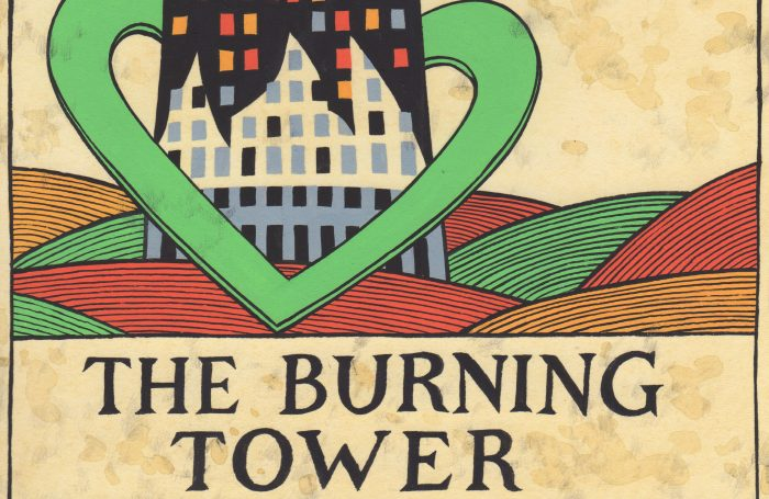 The Burning Tower. Photo: Neil Gower