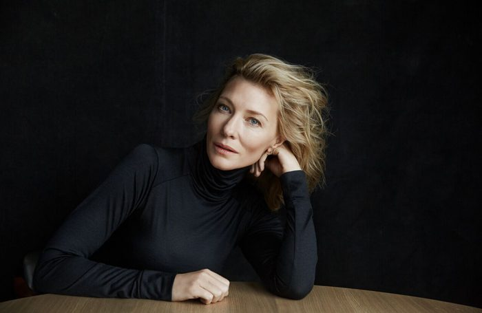 Cate Blanchett will star alongside Stephen Dillane in When We Have Sufficiently Tortured Each Other – Twelve Variations on Samuel Richardson's Pamela. Photo: Steven Chee