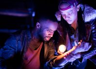 Tangle's production of Doctor Faustus at Exeter's Bike Shed Theatre. Photo: Paul Blakemore
