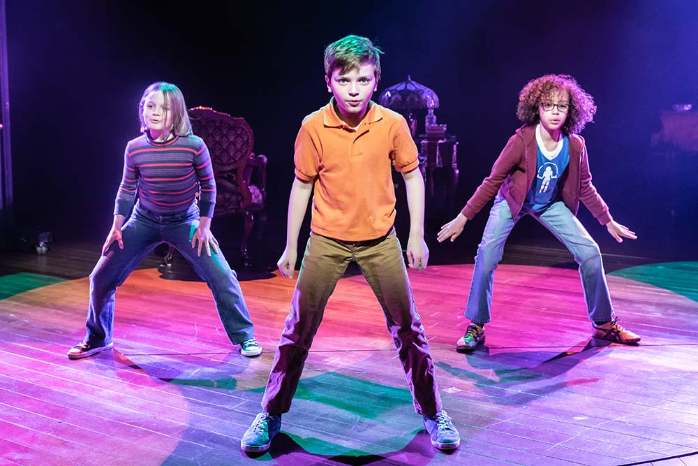 Fun Home review at Young Vic, London – 'a work of art'