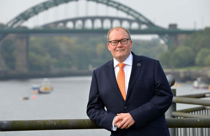 Arts Council England chief executive Darren Henley. Photo: Sunderland Echo
