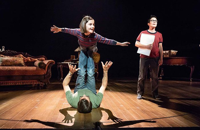 Fun Home at the Young Vic, London – review round-up