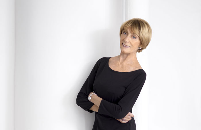 Gillian Lynne pictured in 2009. Photo: Greg Heisler