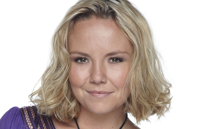 Charlie Brooks. Photo: BBC