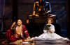 Kelli O'Hara and Ken Watanabe in The King and I at London Palladium. Photo: Matthew Murphy