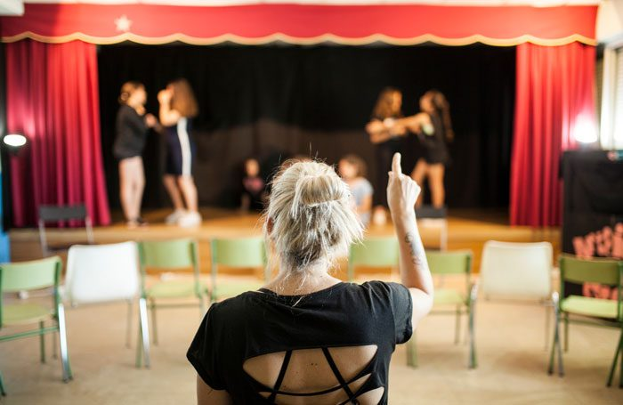 The Guidelines for Preventing Sexual Harassment will be given to drama students so they can know what to expect. Photo: Shutterstock
