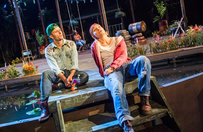 As You Like It Review At Open Air Theatre London An Easy Pleasing Watch
