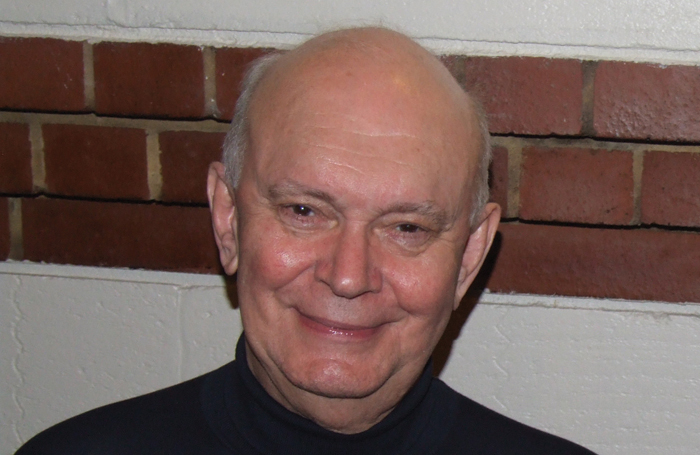 Writer and director Alan Ayckbourn. Photo: Amanda Saunders