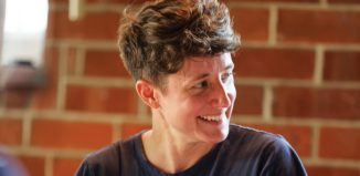 Director Elizabeth Freestone