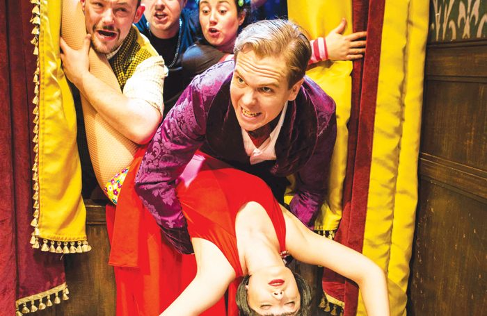 The Play That Goes Wrong: where good actors perform badly... (deliberately of course)