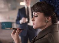 Helena Bonham Carter as Princess Margaret in the latest series of The Crown on Netflix. Photo: Sophie Mutevelian