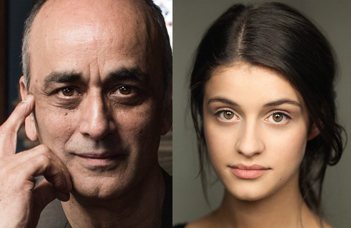 Art Malik and Anya Chalotra will lead the cast of The Village at Theatre Royal Stratford East