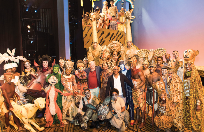 in pictures  july 26   the lion king  lamda  guildhall