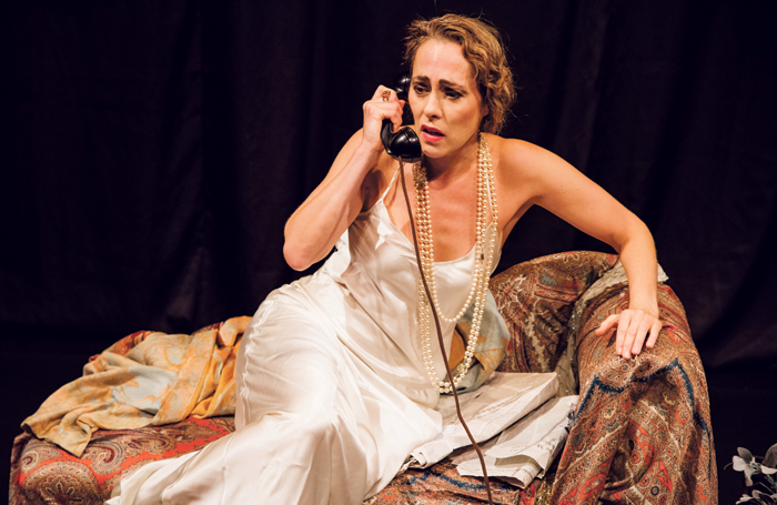 Melinda Hughes in Margo: Half Woman, Half Beast. Photo: David Monteith-Hodge