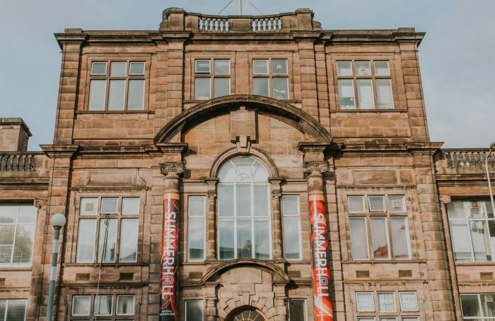 Edinburgh Fringe venue the Summerhall, which has agreed to end zero-hour contracts