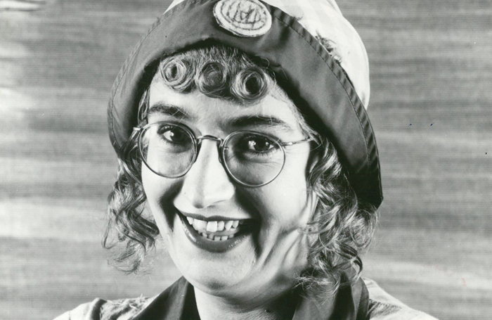 Su Pollard as Peggy Ollerenshaw in Hi-de-Hi! (1980)