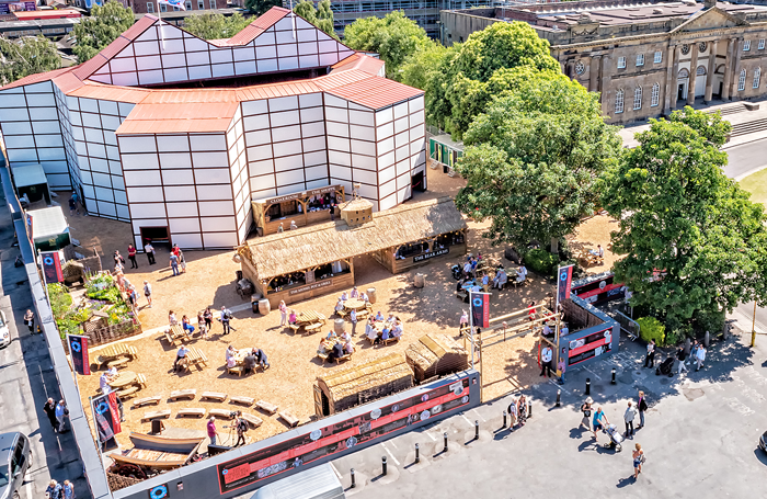 More than 70 actors and crew left owed thousands following collapse of Shakespeare's Rose Theatre