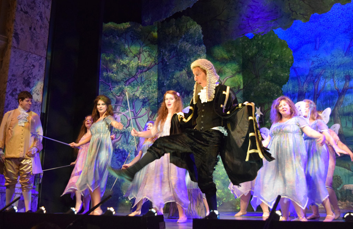 University production of Iolanthe. Photo: Charles Smith
