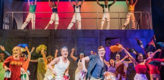 Arts Educational Schools BA Musical Theatre graduates perform Priscilla (2018)
