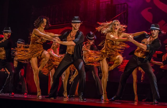 Burn the Floor: Rebels of Ballroom at Underbelly, McEwan Hall, Edinburgh