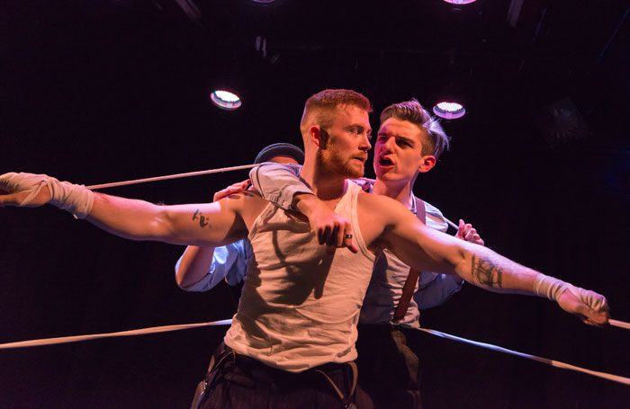 Incognito Theatre's Tobacco Road at the Pleasance, Edinburgh. Photo: Tim Hall Photography